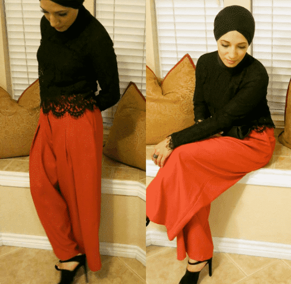 formal-hijab-outfit Hijab Outfits for Teenage Girls - 20 Cool Hijab Style Looks