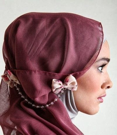 hijab fashion accessories