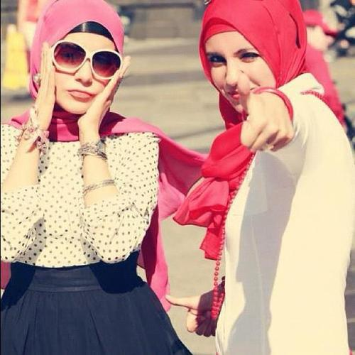 hijab-swag Hijab Outfits for Teenage Girls - 20 Cool Hijab Style Looks