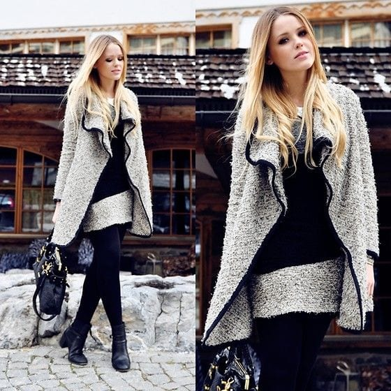 kristina-bazan-sexy-pics 18 Most Stylish Kristina Bazan Winter Outfits To Copy
