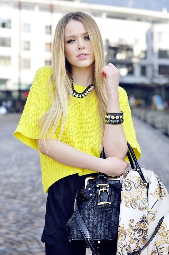 kristina-bazan-stylish-pics 18 Most Stylish Kristina Bazan Winter Outfits To Copy