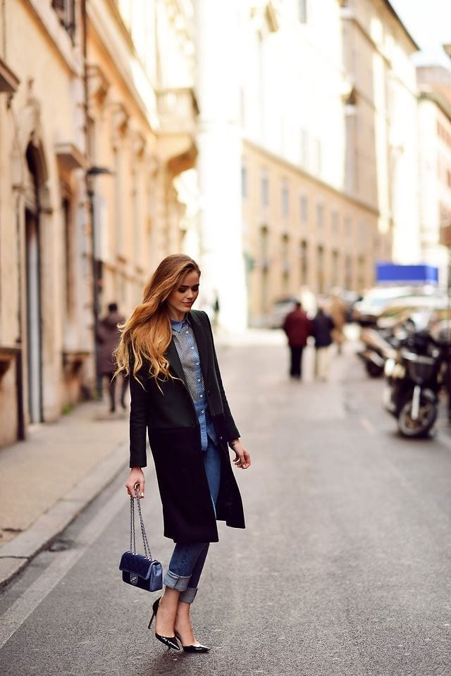 kristina-bazan-winter-street-style 18 Most Stylish Kristina Bazan Winter Outfits To Copy