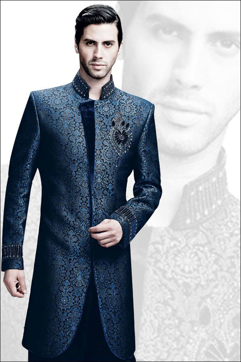 latest sherwani designs for men 2015
