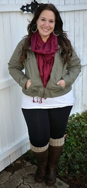 plus-size-winter-outfits Plus Size Winter Outfits-14 Chic Winter Style for Curvy Women