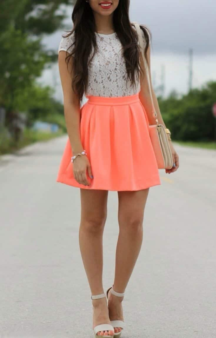 romantic date outfits young girls