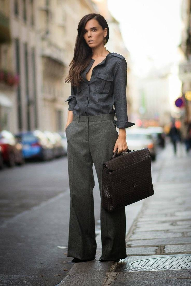 wear-to-work-outfits-pinterest 17 Cute Winter WorkWear Outfits For Women For Elegant Look