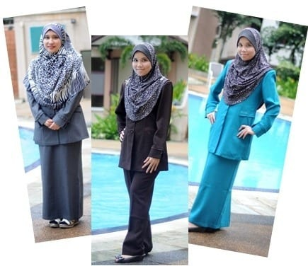 work wear hijab