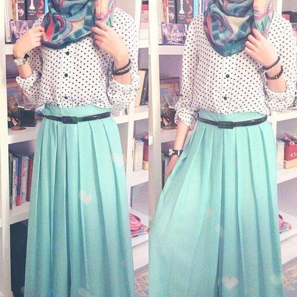 young-girls-hijab-style Hijab Outfits for Teenage Girls - 20 Cool Hijab Style Looks
