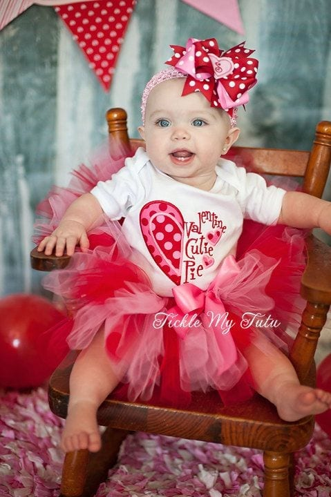 20 cute valentine's day outfits for toddlers/babies this year, Ideas