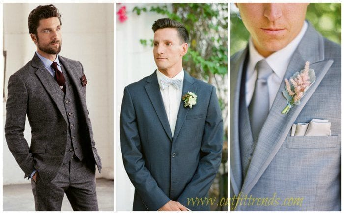 new fashion for men dress wedding