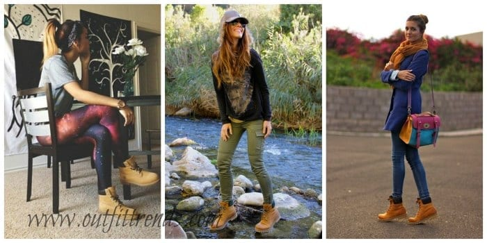 22 Cute Outfits To Wear With Timberland Boots For Girls