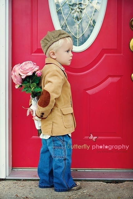 Outfittrends 20 Cute Valentineu2019s day outfits For Toddlers ...