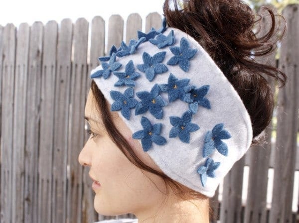 EAR-WARMERS Top 50 DIY Winter Fashion Projects With Simple Tutorials