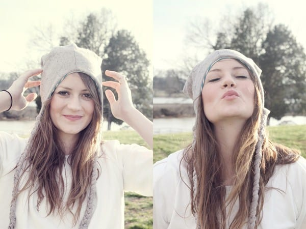 SNOWY-DAY-HAT-PATTERN 50 Most Useful DIY Winter Fashion Ideas with Tutorials