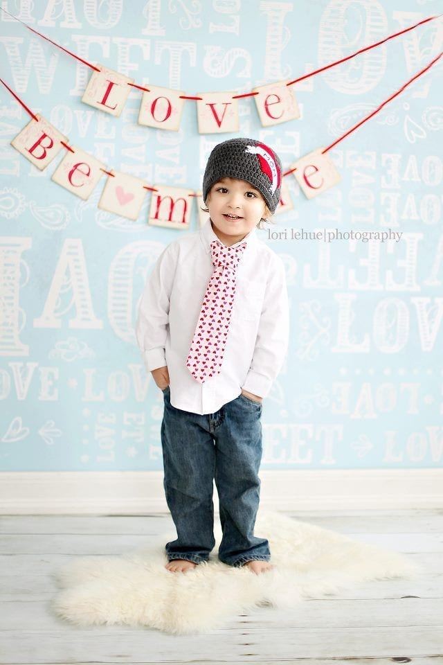 Babies valentine's day Dresses (7)