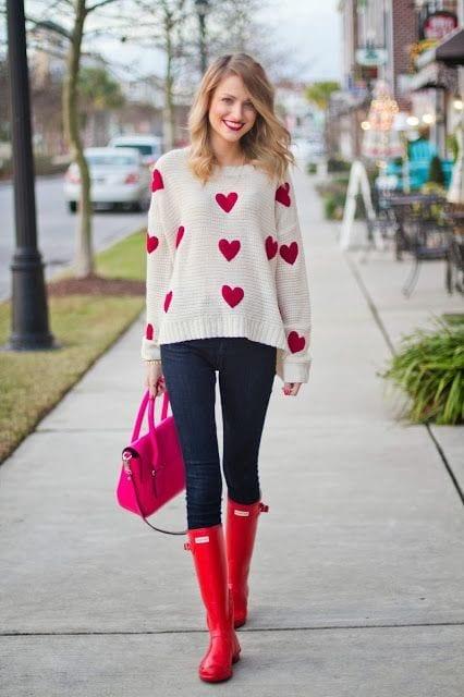 ad3119d569bdc7c48fa6ef83ff2a0c372 2018 Cute Valentine's Day Outfits For Teen Girls - 28 Ideas
