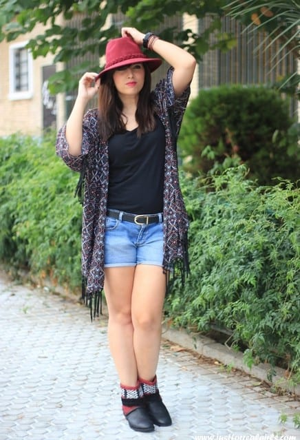 ca-fashion-brands-maroon-zara-cardiganslook-main-single2 25 Trendy Outfits to Wear with Fedora Hats for Chic Look