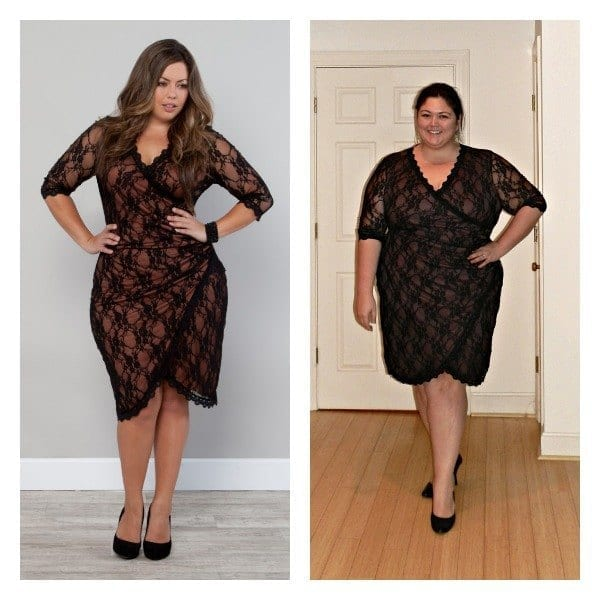 17 Cute Valentine's Day Outfits for Plus Size Women 2018
