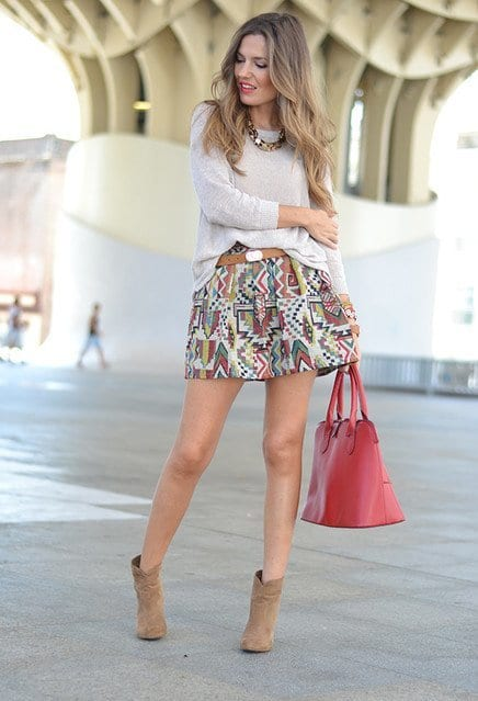 sheinside-ethnic-mango-skirtslook-main-single How To Wear Skirts in Winter- 30 Best Ways to Style Skirts