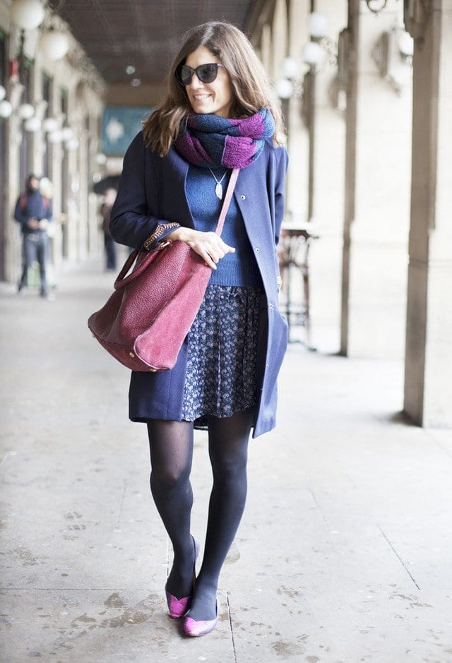 how to wear skirts in winter (6)