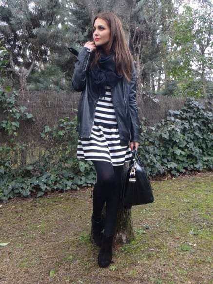 tras-la-pista-de-paula-echevarria-c2bb-un-vestidolook-main-single How To Wear Skirts in Winter- 30 Best Ways to Style Skirts