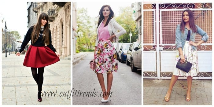 winter skirts fashion trends