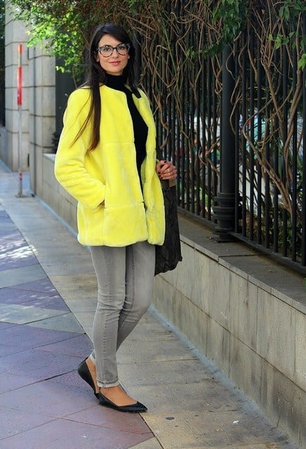 zara-yellow-gloriaca-coatslook-main-single 23 Cute Winter Outfits For College/High School Girls