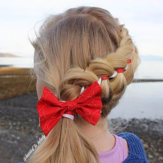 cute hairstyle for college girls (11)