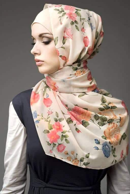 0b98949c3e647aba30d378669e26daa7 20 Spring Hijab Fashion Style Ideas For Beautiful Look