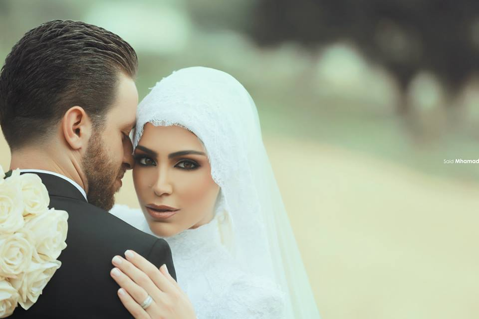 10850296_814718895265245_532382522389631489_n 150 Romantic Muslim Couples Islamic Wedding Pictures
