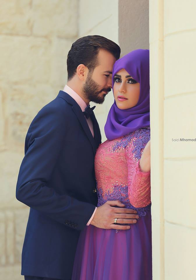 10896833_846981345372333_1931729843595397353_n 150 Romantic Muslim Couples Islamic Wedding Pictures