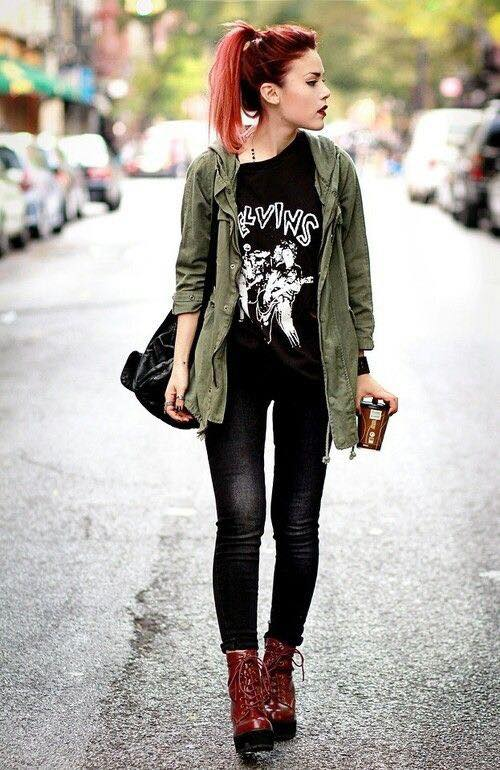 Teen girls hipster outfits (13)