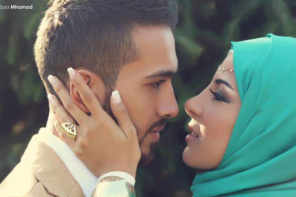1538727_601708603232943_1713348306_n 150 Most Romantic and Cute Muslim Couples Pictures Collection