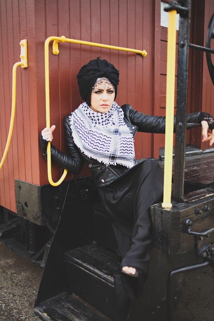 muslim girls swag style (20)