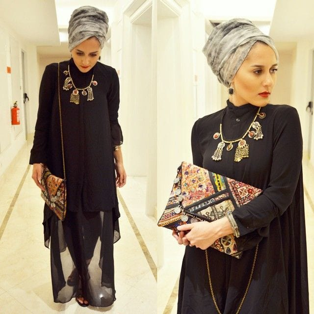 48d22bcb97a709222b599a6d17763b9a Hijab Swag Style-20 Ways to Dress for a Swag Look With Hijab
