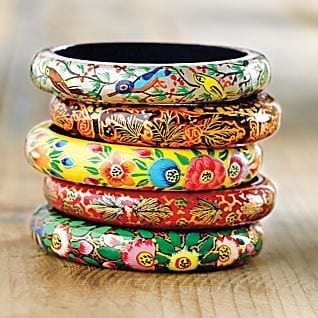 7ab8a5dd504779cd034daa5ff468cd00 25 Cute Bangles For Girls To Compliment Your style