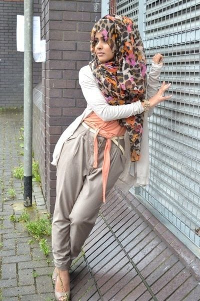 88ada0dfa4566cbc085fb40490a72123 Hijab Swag Style-20 Ways to Dress for a Swag Look With Hijab