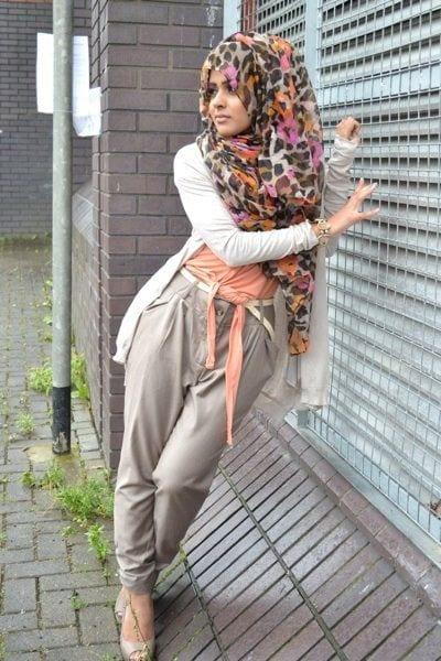muslim girls swag style (15)