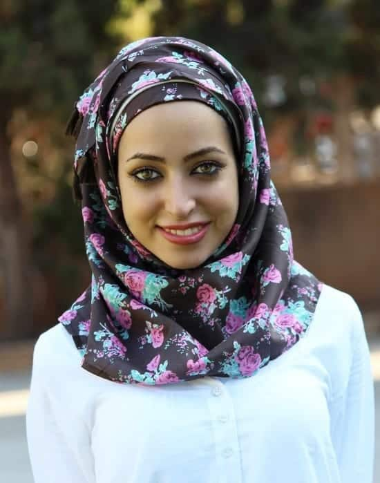 spring hijab fashion style Ideas (7)