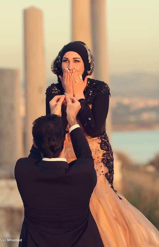 964819_491495260920945_569985900_o 150 Most Romantic and Cute Muslim Couples Pictures Collection