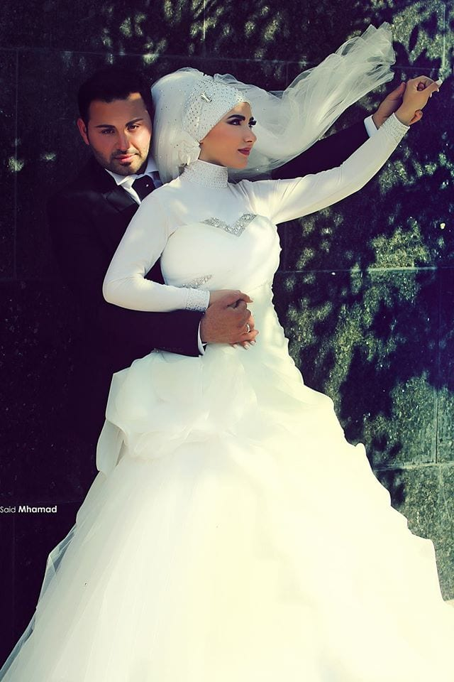 966320_491480570922414_817396795_o 150 Most Romantic and Cute Muslim Couples Pictures Collection