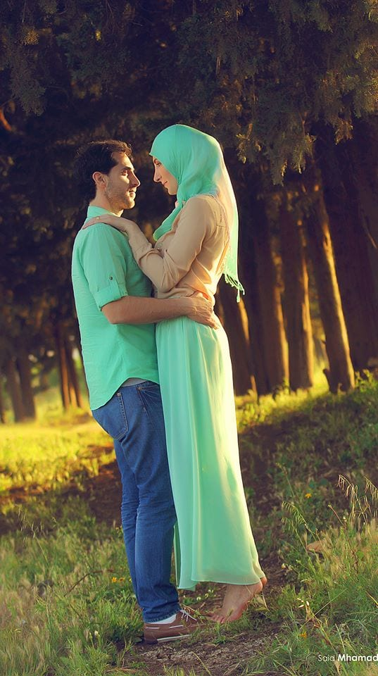971826_492655554138249_324810433_n 150 Most Romantic and Cute Muslim Couples Pictures Collection
