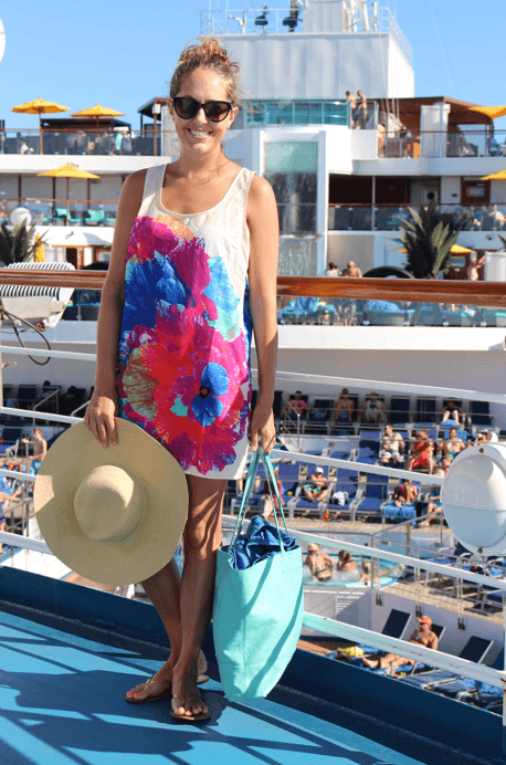 Carnival-Sunshine-at-sea-day-outfit Girls Carnival Outfits Ideas-15 Outfits to Wear at Carnival