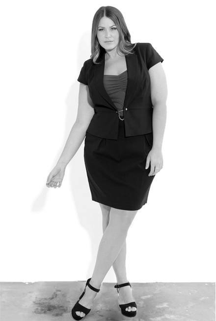 Cute Plus size Workwear