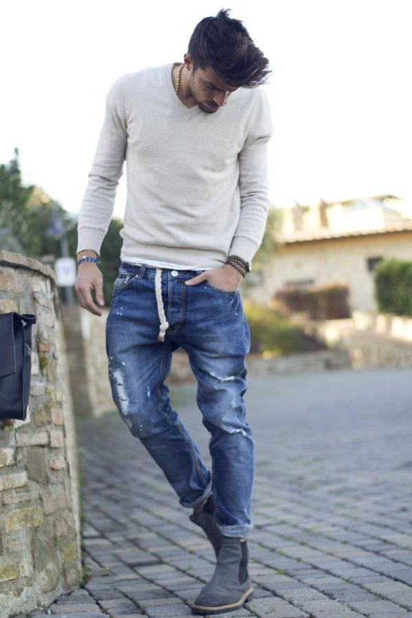 b41c8780d78de70baef41e633d2e108e 15 Most Popular Casual Outfits Ideas for Men 2018
