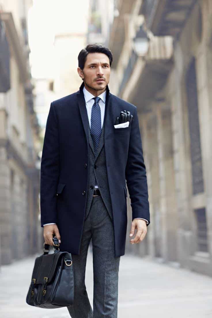 16 Men S Winter Outfits Combinations For Office Work