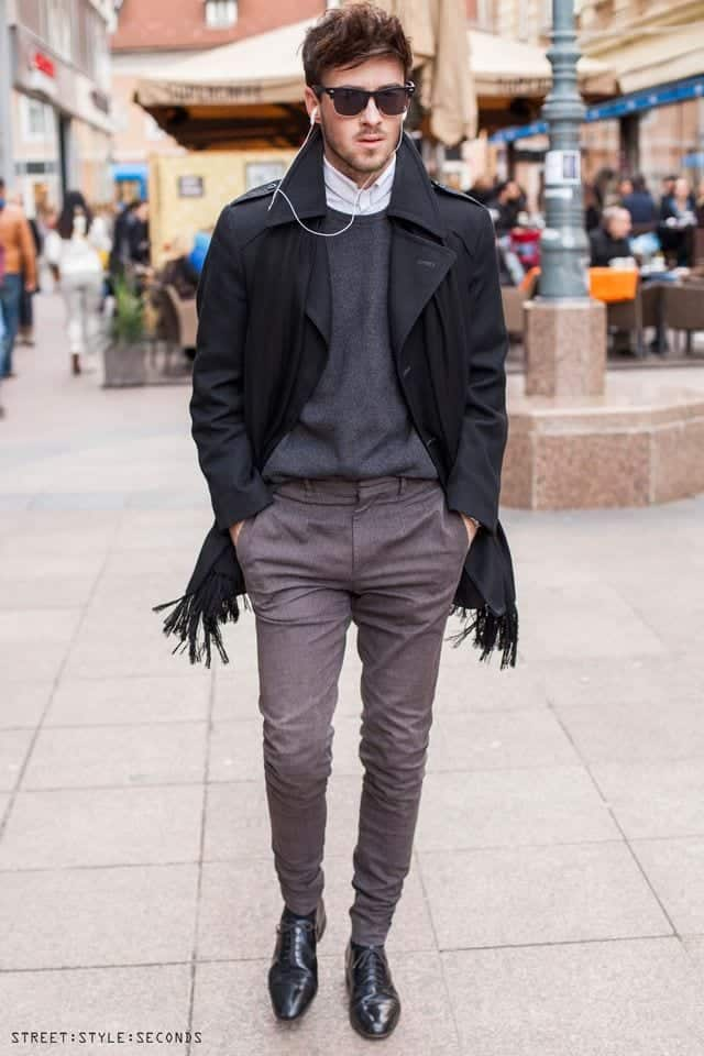 16 Men 39 S Winter Outfits Combinations For Office Work