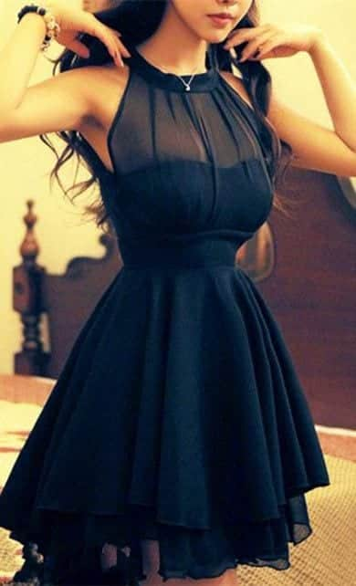 Prom Dressing ideas for teen girls (14)