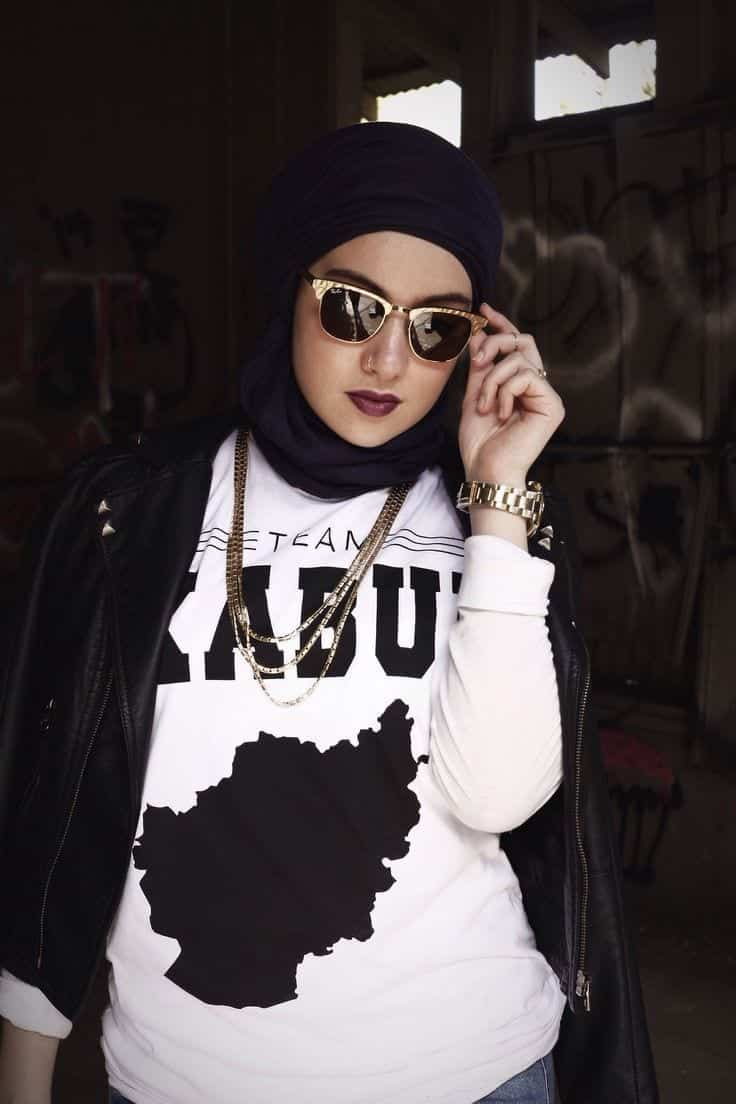 eef93def6291afa88d273e8d024bd354 Hijab Swag Style-20 Ways to Dress for a Swag Look With Hijab