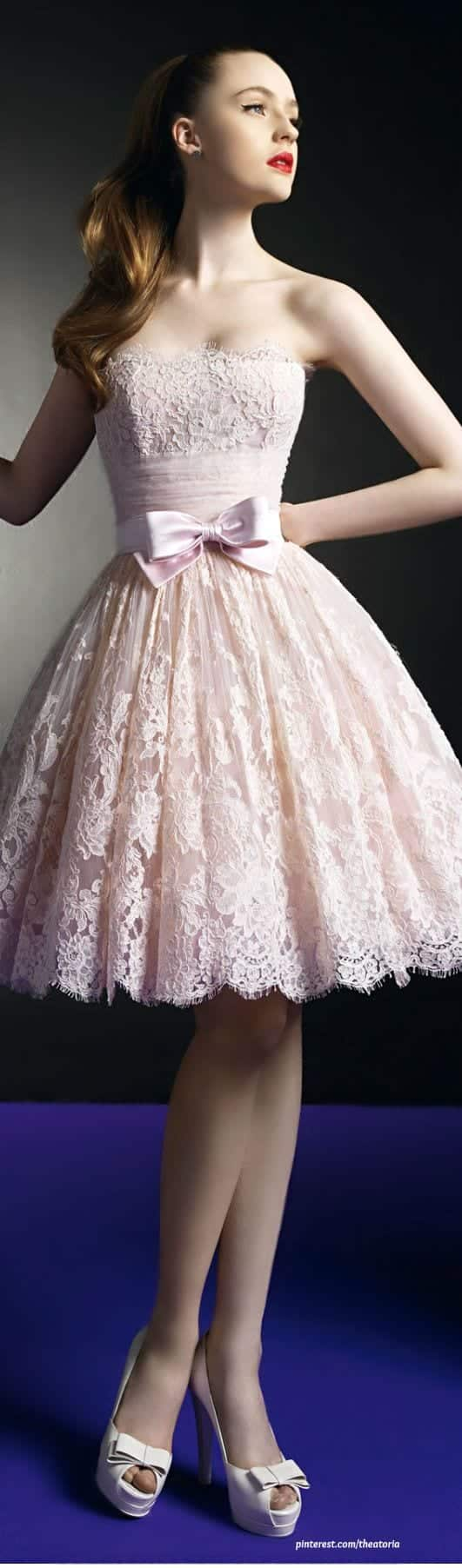 Prom Dressing ideas for teen girls (13)